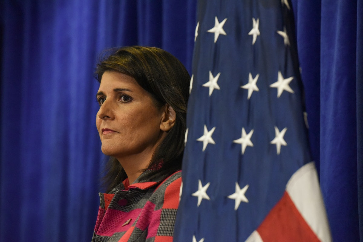 Nikki Haley Is Resigning As UN Ambassador, Which Is A Big Deal