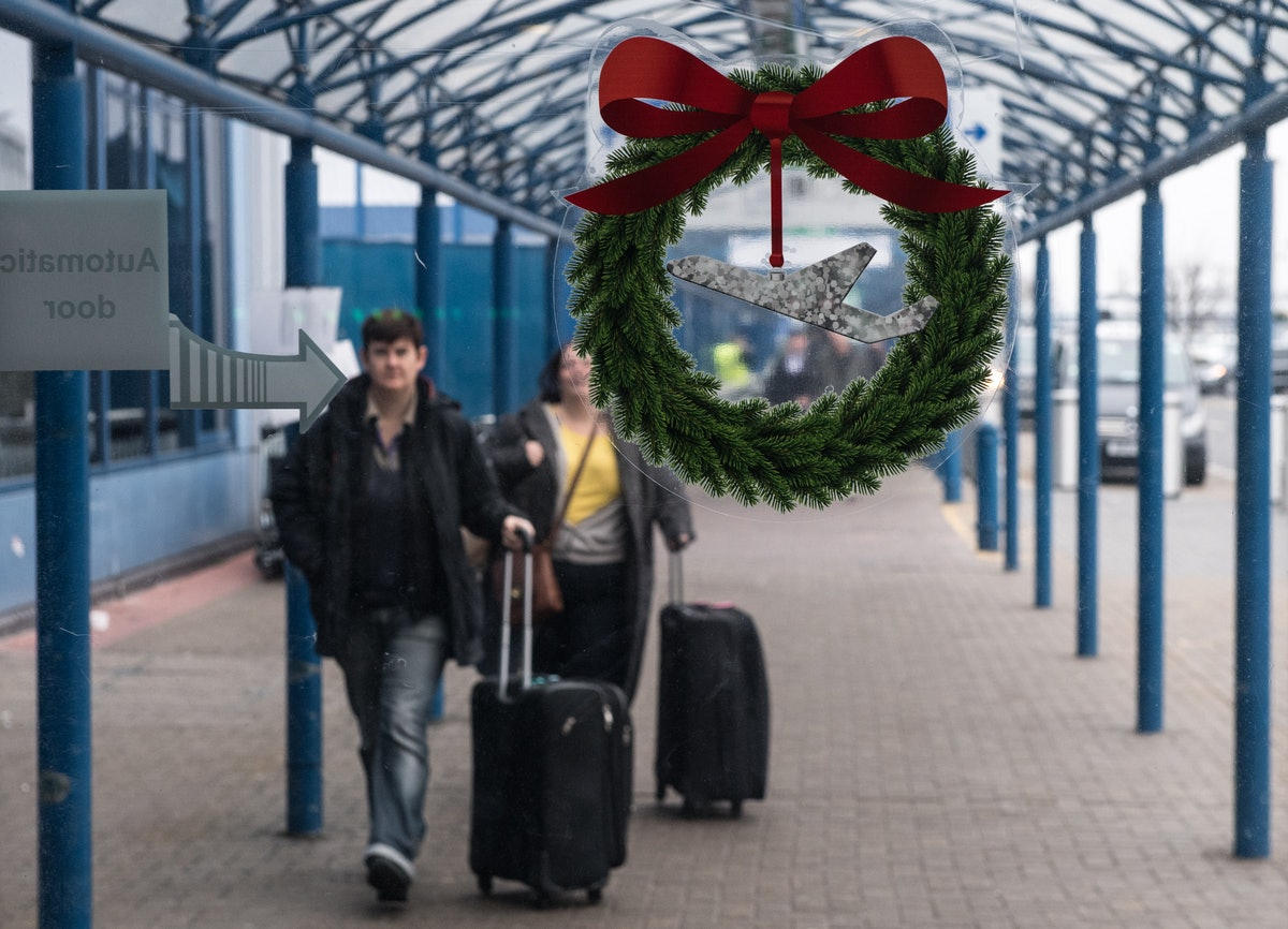 9 Christmas 2018 Travel Tips To Help You Ensure You Have A Stress-Free Journey