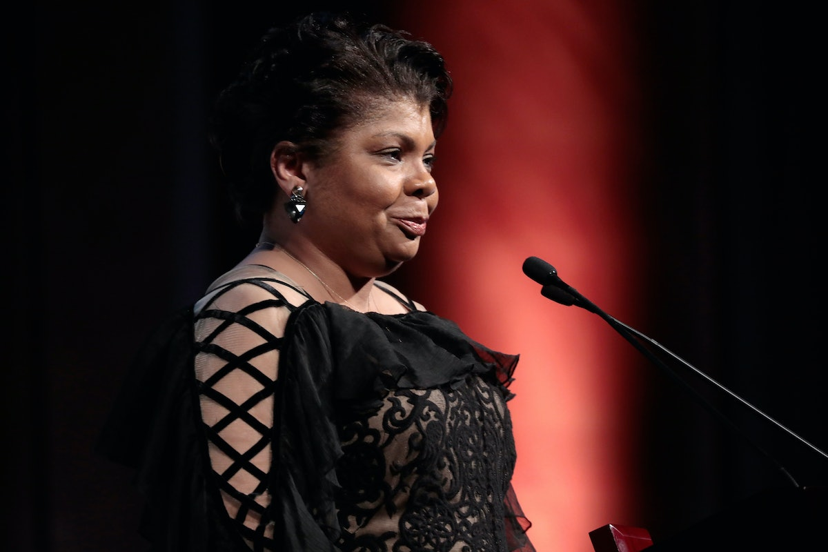 "April Ryan grita a Trump en una ardiente editorial de ""The Washington Post"""