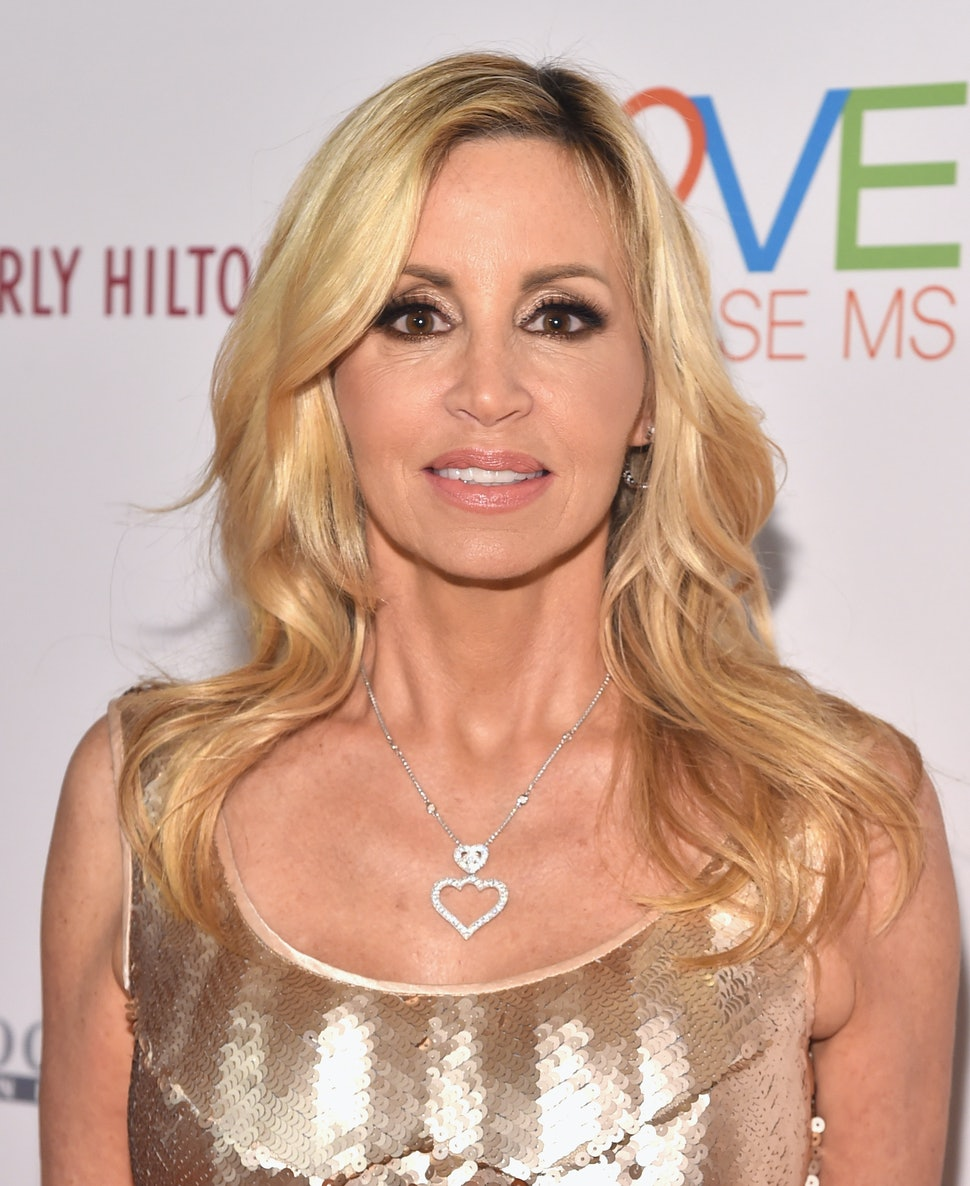 Camille Grammer S Malibu Home Was Lost In The Woolsey Wildfire According To The Rhobh Star