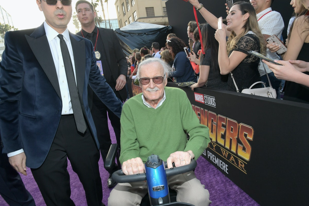 These Tweets About Stan Lee's Death Show Fans On Twitter Reminiscing