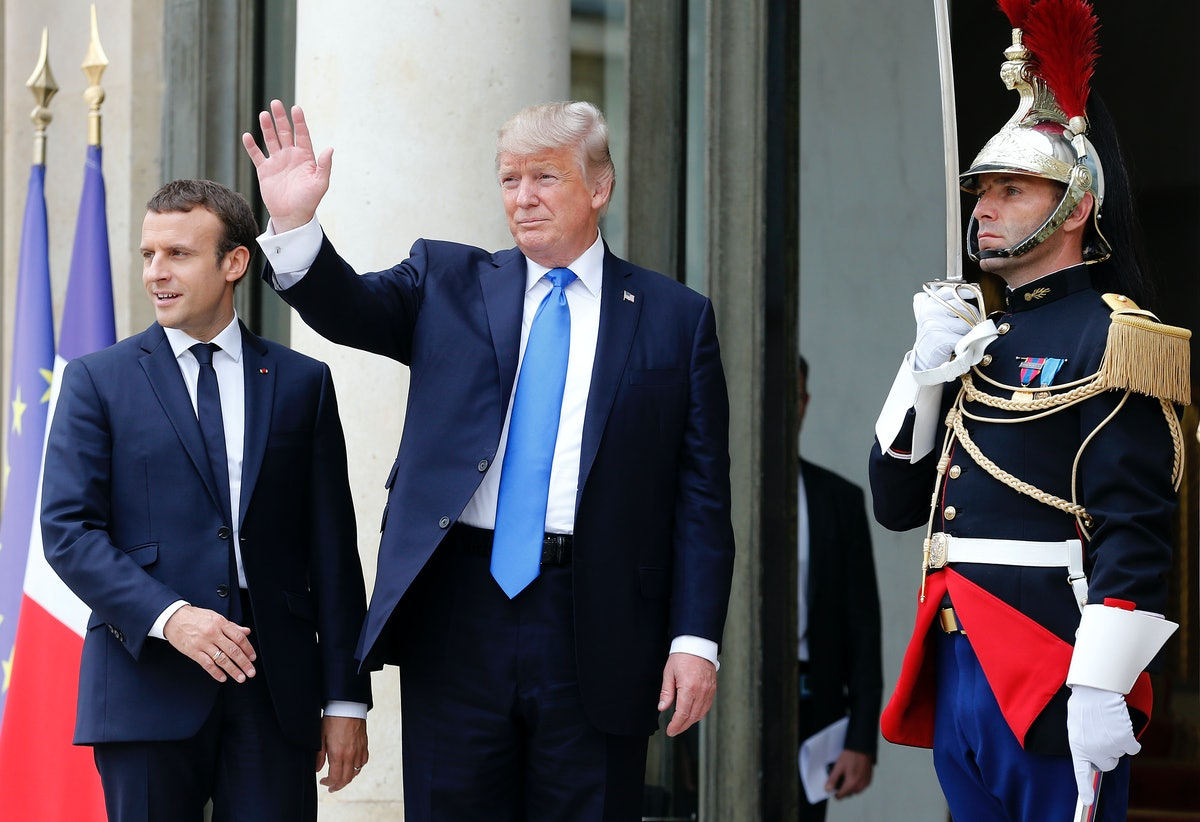 Trump Tweeted About France & Wine Tariffs, So Hold Onto Your Bordeaux
