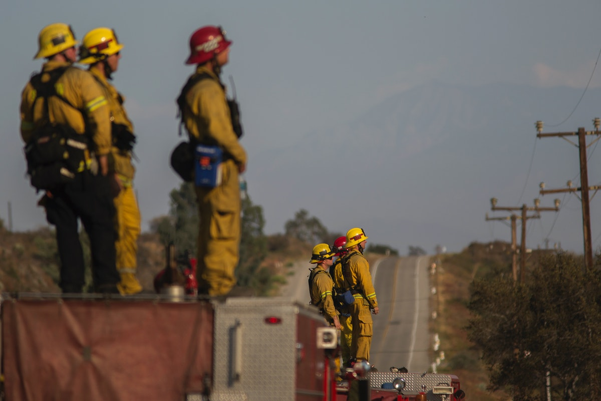 Trump Vs. Obama's California Wildfire Responses Take On Two Wildly Different Tones