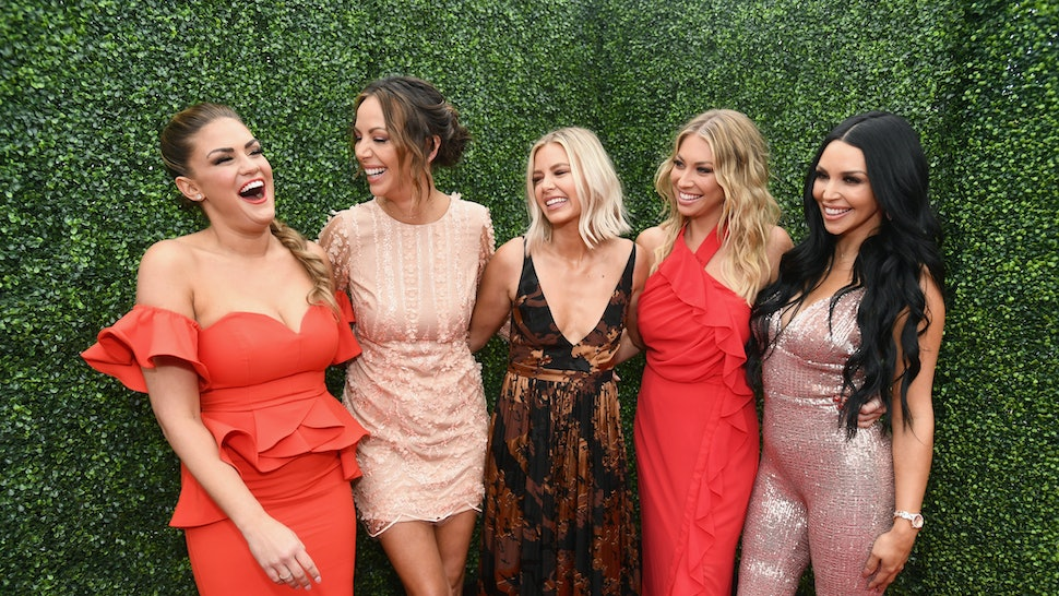 brittany cartwright s bridesmaids include two of her vanderpump