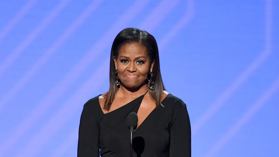51705eaa9c Where Can You Buy Michelle Obama s  Becoming  Clothing Line  It Will Let  You Wear Her Most Inspirational Quotes