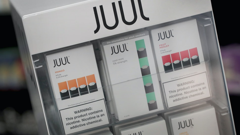 Juul Will Stop Selling Most Flavored Pods In Stores & Pull