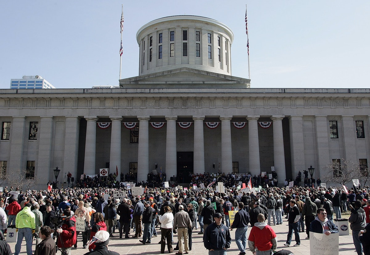 Ohio Republicans' 6-Week Abortion Ban Bill Has Almost No Shot At Becoming Law