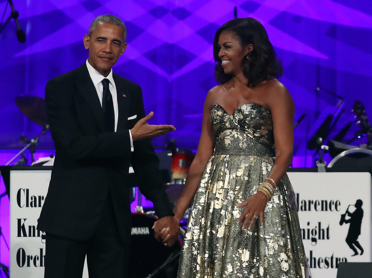 How Barack Obama Proposed To Michelle Was Just As Sweet & Perfect As You'd Expect