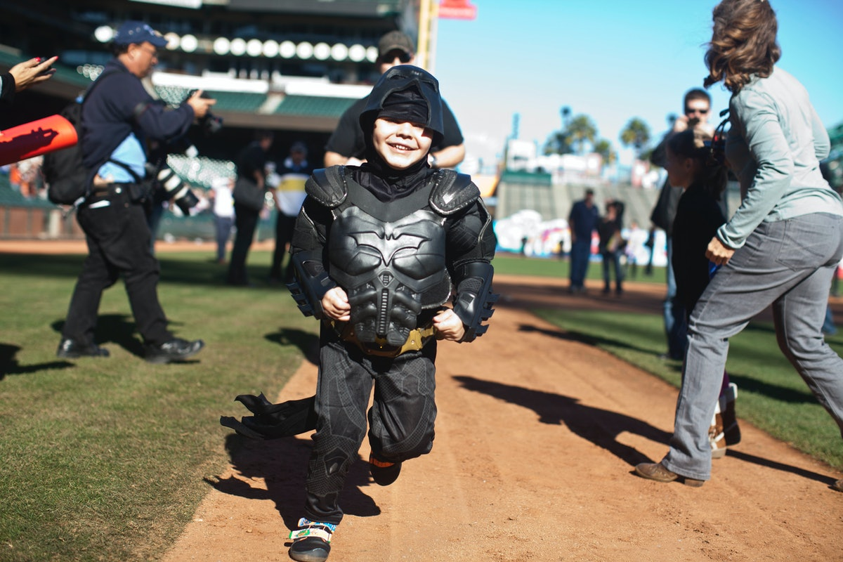 """Five Years After Make-A-Wish, The Adorable """"Batkid"""" Is Officially Cancer Free"""