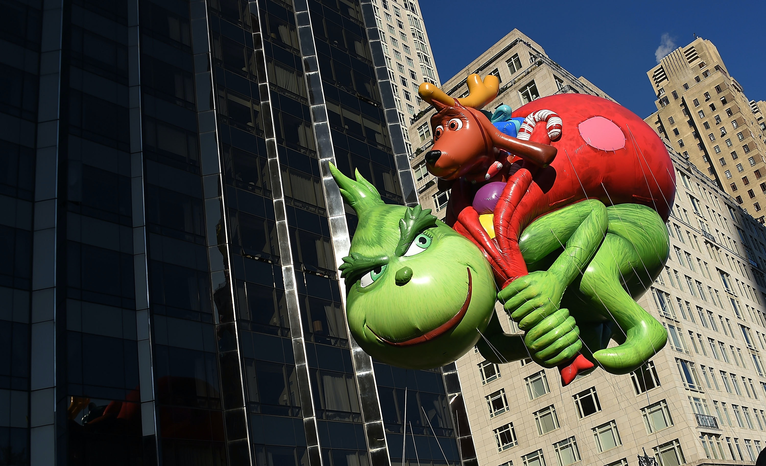 What channel is the macys day parade