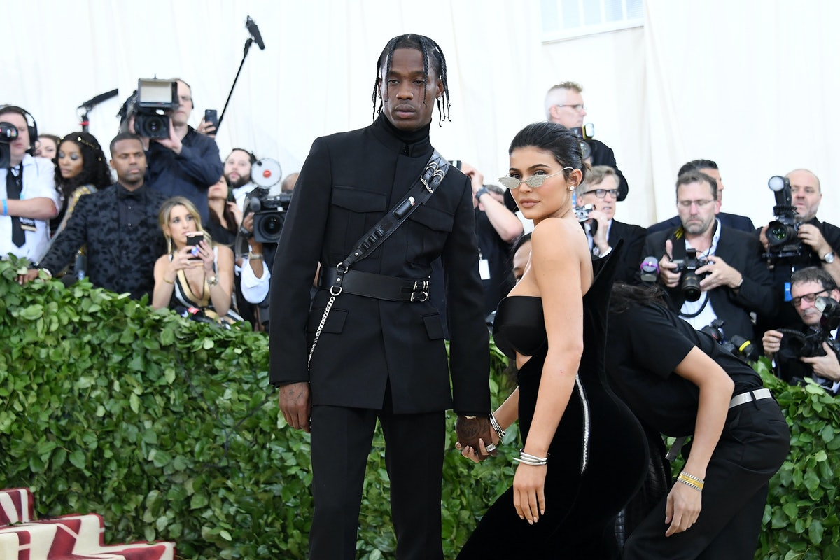 Travis Scott Dished About Life On The Road With Kylie Jenner & Baby Stormi