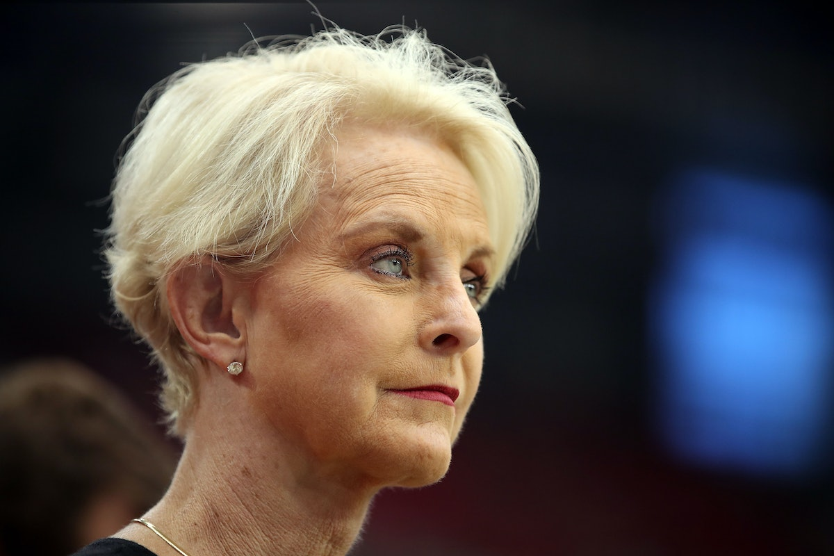 Cindy McCain Addresses Trump's Presidency For The First Time Since John McCain's Death