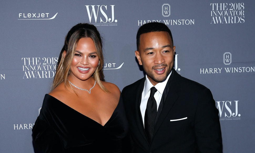 Chrissy Teigen & John Legend\'s Christmas Special Guests Include Kim ...