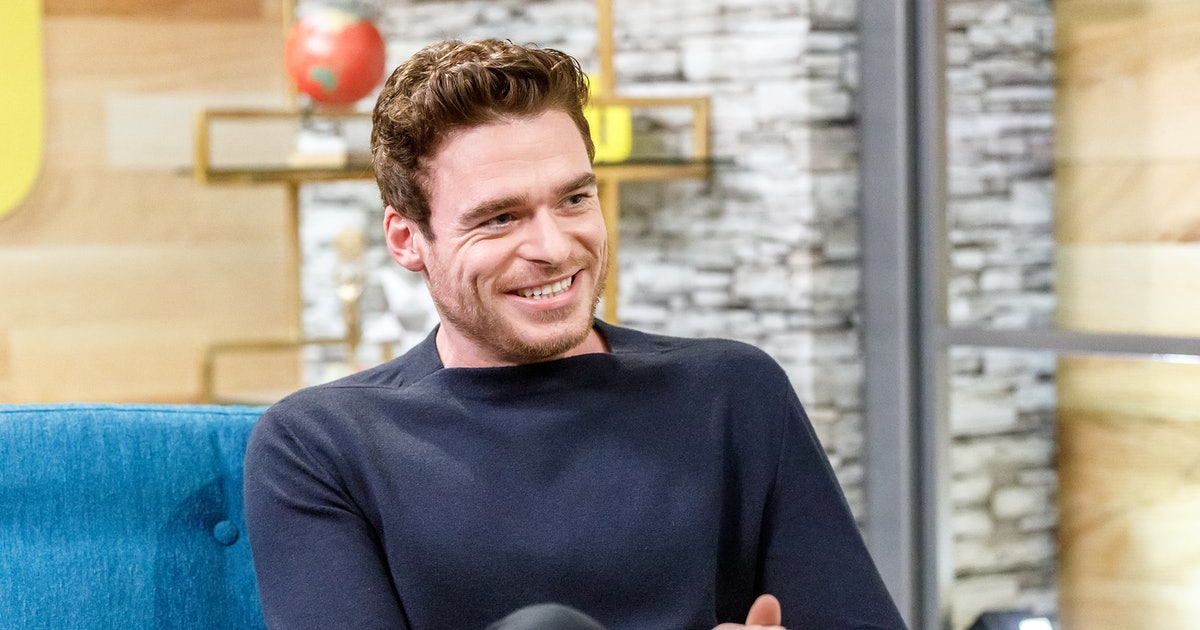 Richard Madden Revealed Which 'Game Of Thrones' Star's Couch He Would Crash On & His Answer Is Perfect
