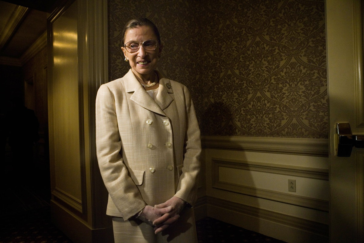 Who Coined Notorious RBG? Here's The History Of Ruth Bader Ginsburg's Infamous Nickname