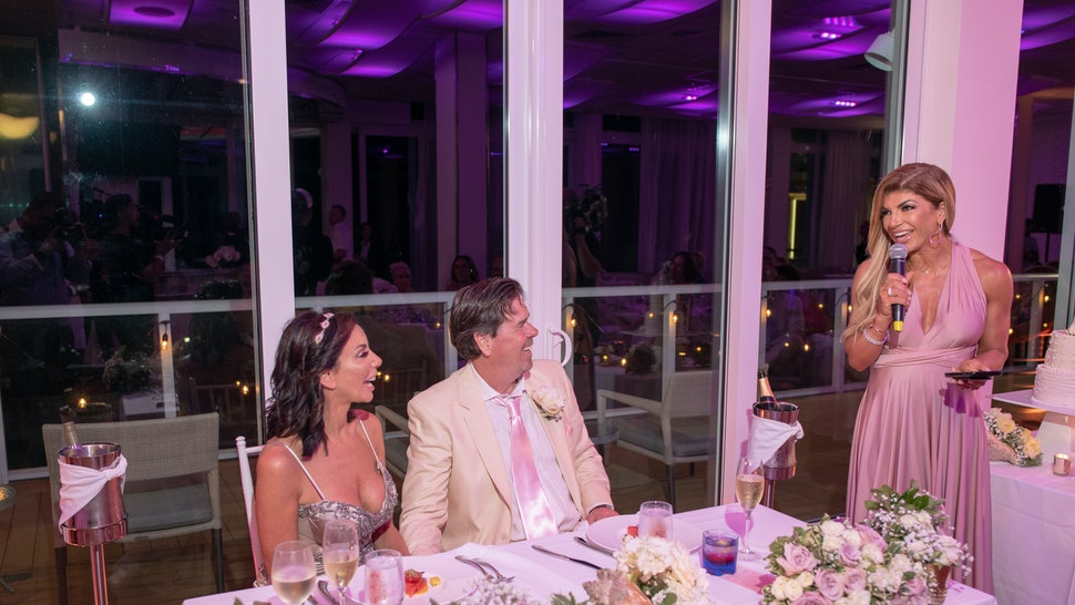 Will Danielle Staub's Wedding Be On 'Real Housewives Of