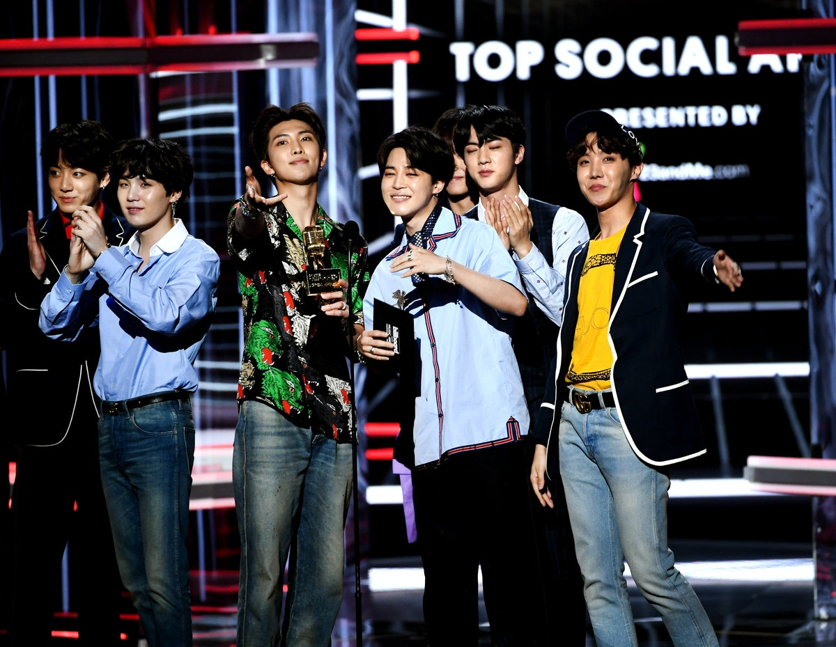BTS' 'Burn The Stage' Ratings Just Broke A Major Record Set By One Direction