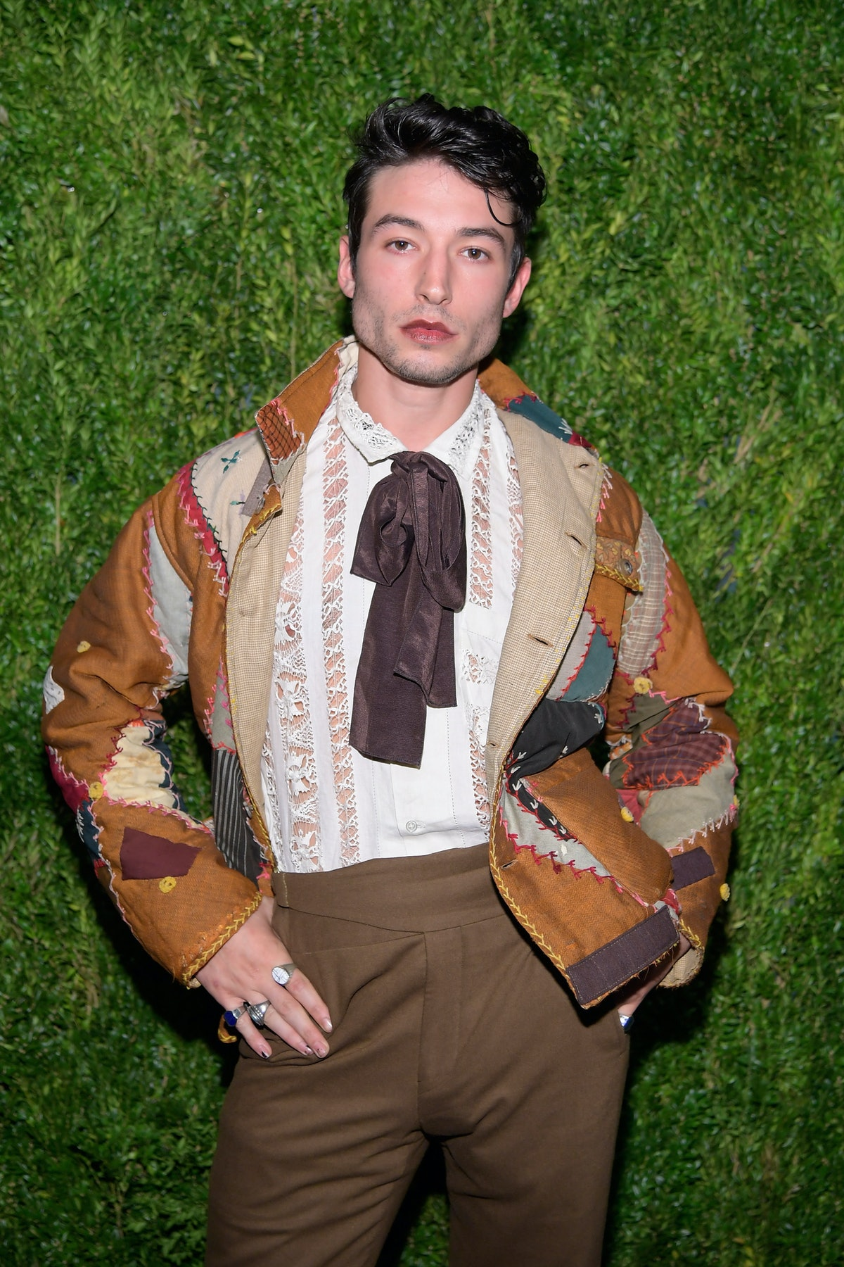 Ezra Miller Opened Up About Johnny Depp's Casting In 'Fantastic Beasts' & His Reaction Might Surprise You