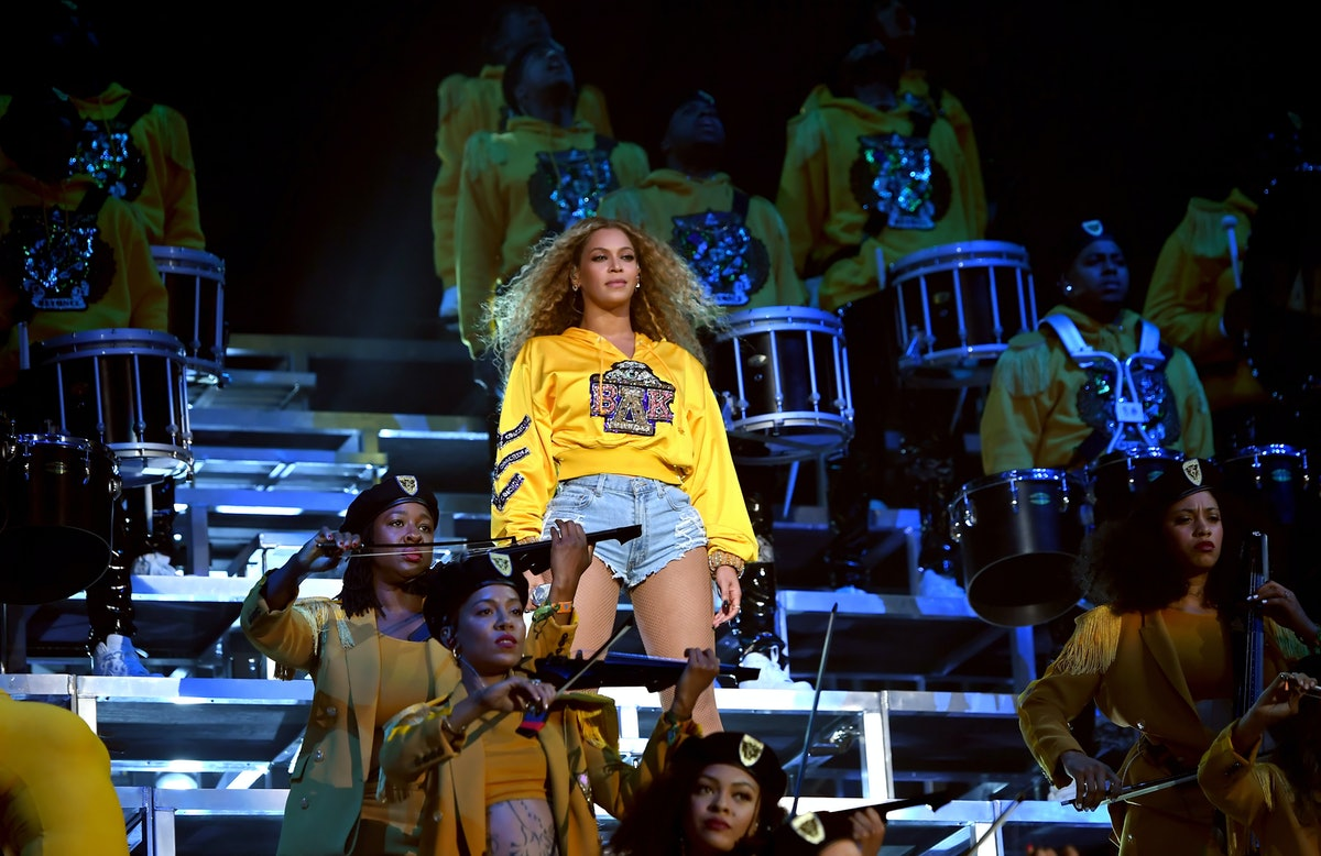 Is Beyonce Releasing A New Album? A New 'B7' Spotify Playlist Has Fans Talking, But It Could Be A Scam