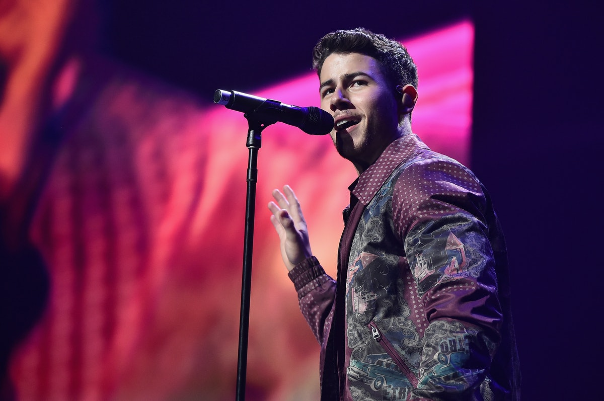 "Nick Jonas' Instagram About His Diabetes Encouraged Fans To ""Never Let Anything Hold You Back"""