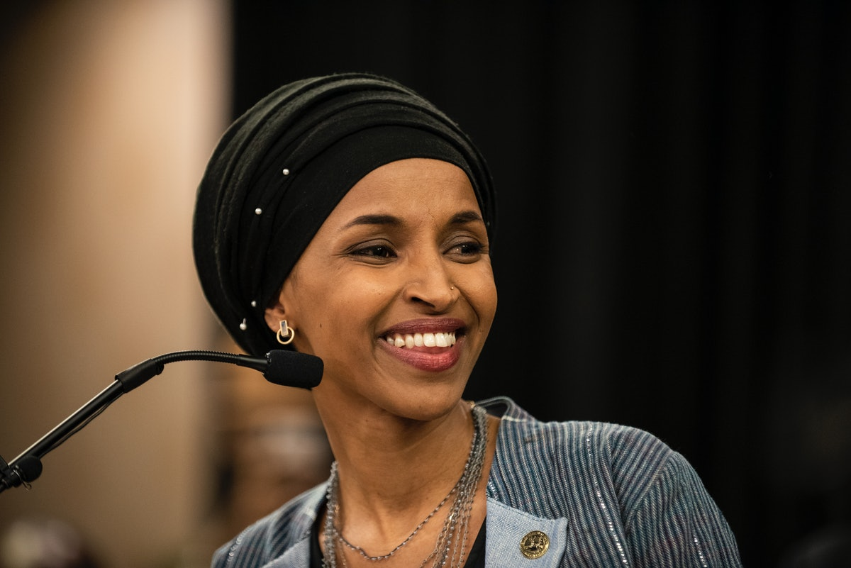 Ivanka Trump Tweets Support For Ilhan Omar To Wear A Hijab In Congress