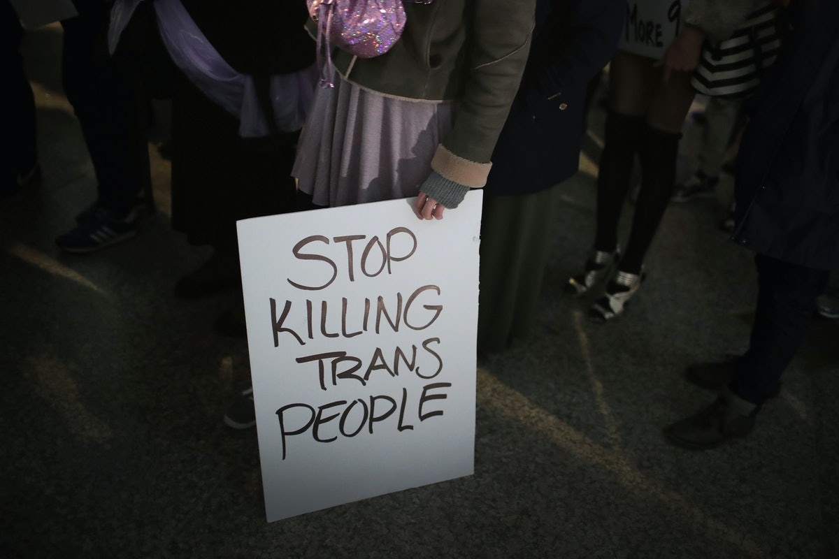"""Michelle """"Tamika"""" Washington Is The Third Black Trans Woman Killed In Just One Week"""