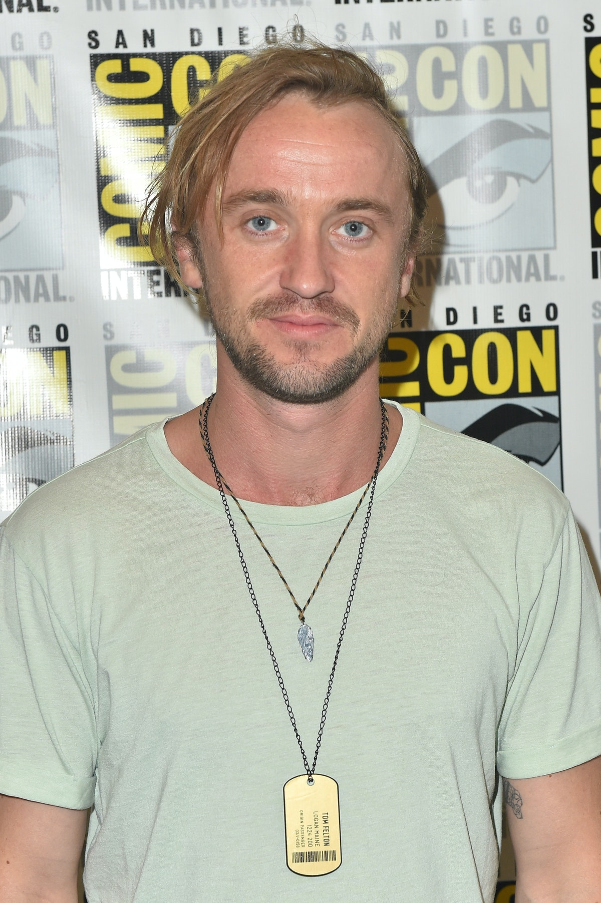 Tom Felton Won't Rewatch The 'Harry Potter' Movies For The Sweetest Possible Reason