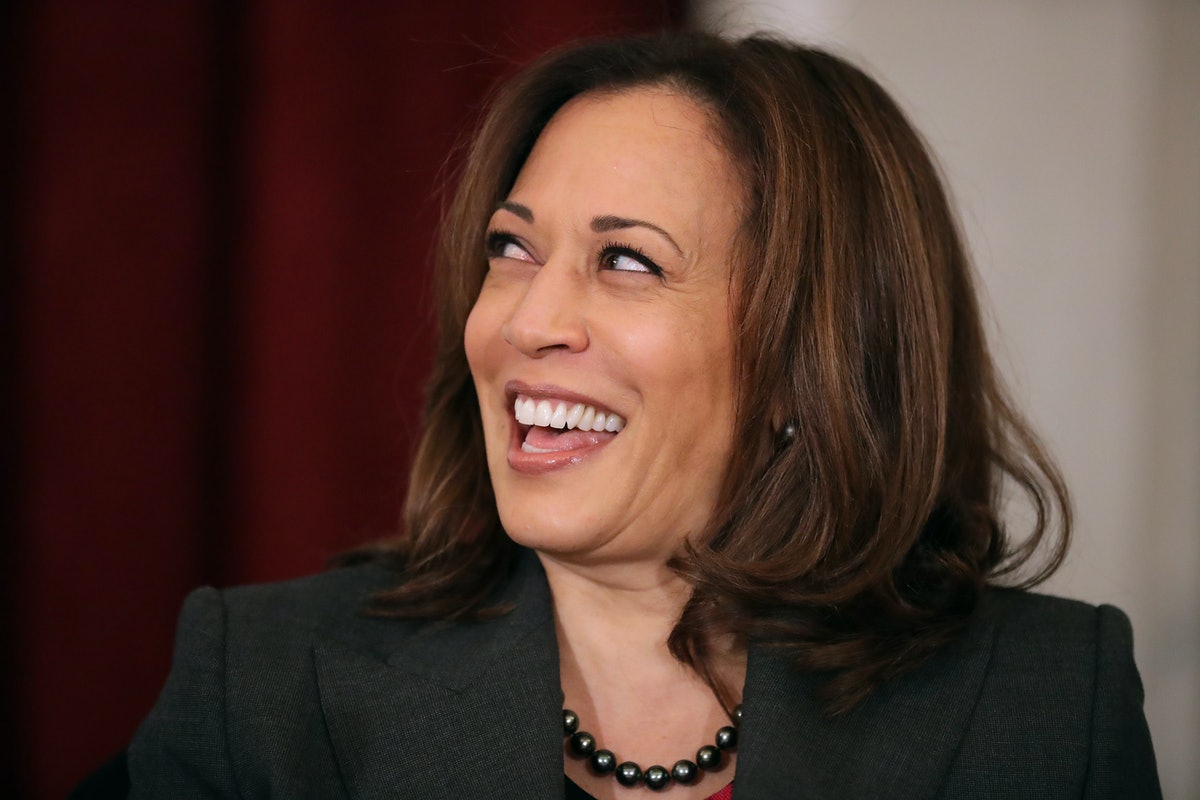 What Kamala Harris Has Said About 2020 Will Leave You On The Edge Of Your Seat