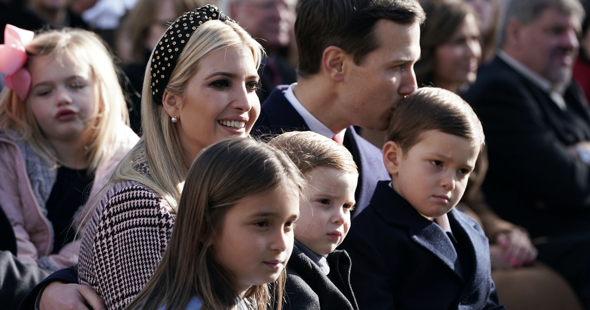 Ivanka Trump's Black Friday Tweet Shows Her Family Took A Different Approach To The Busy Day