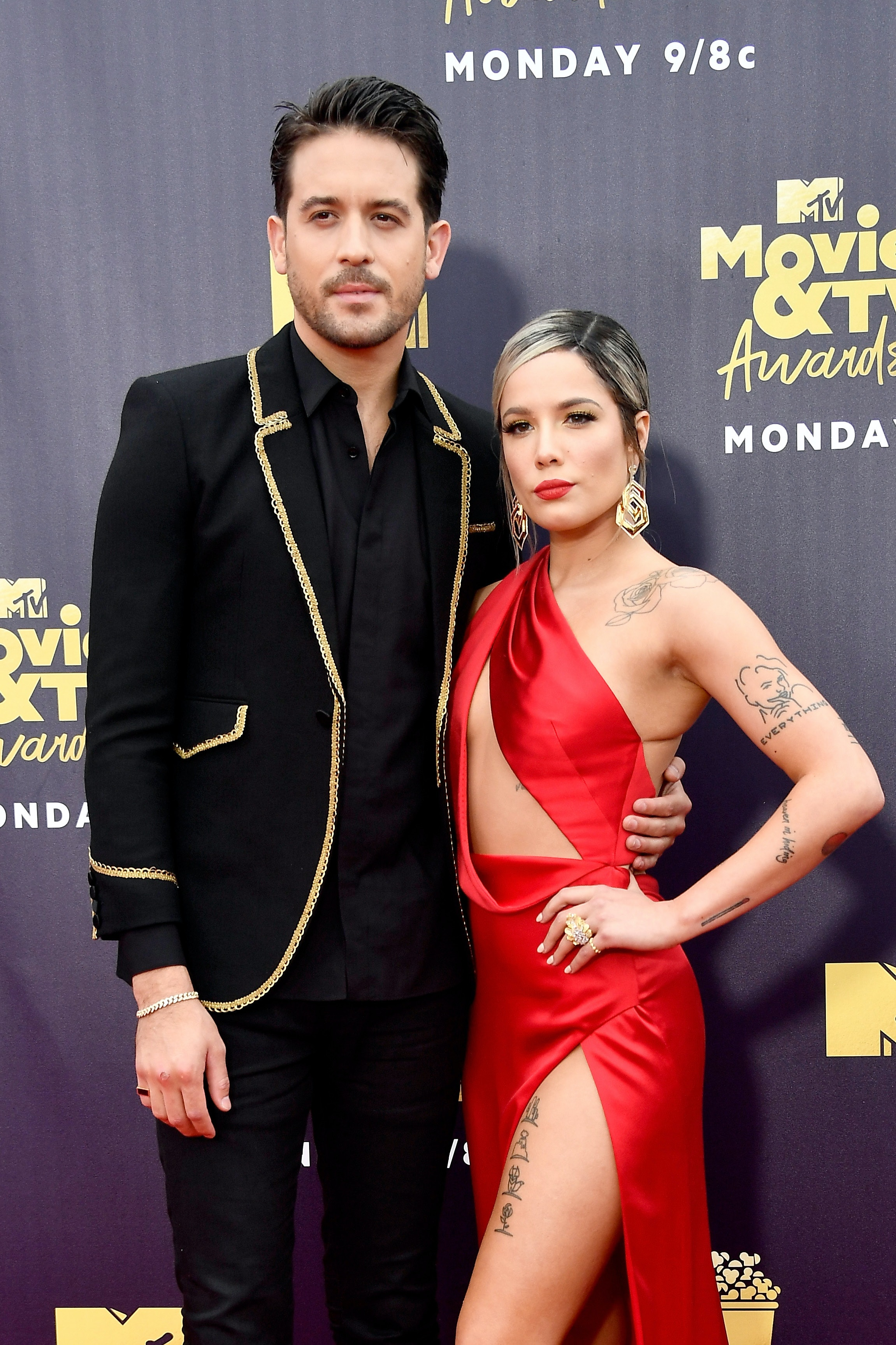 Are Halsey & G-Eazy Still Dating? The On-Again, Off-Again
