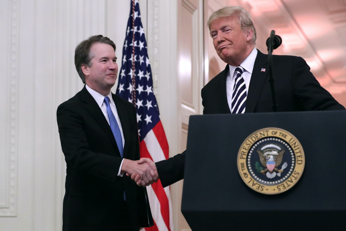 Will Trump Appoint Another Supreme Court Justice In 2019? Here's What Could Happen