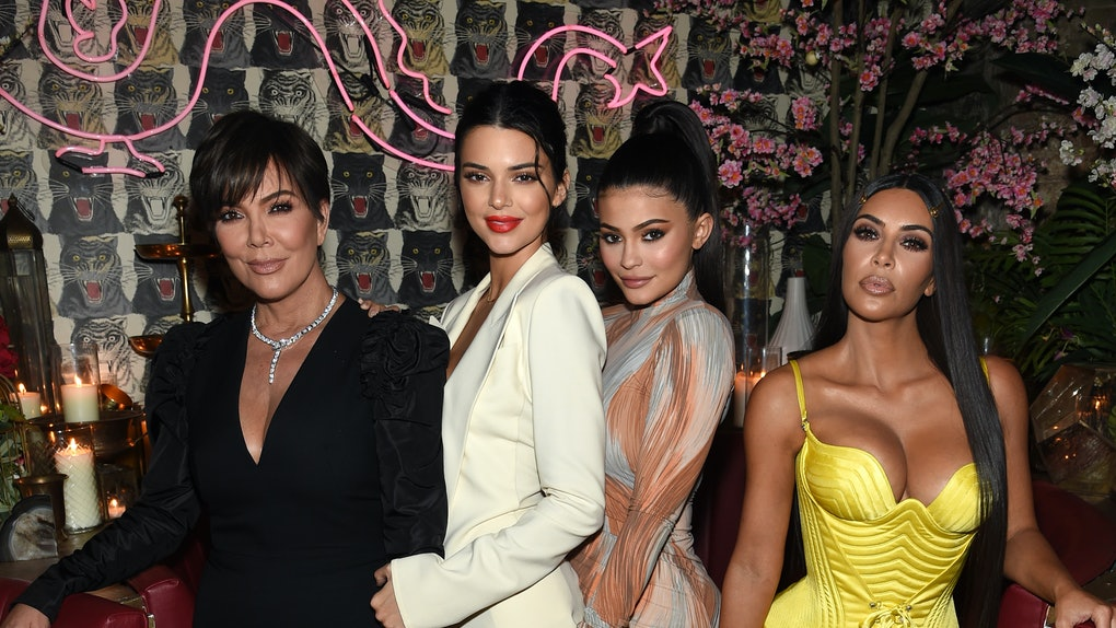 4a1c1b2e37f Kim Kardashian s   Kylie Jenner s Birthday Posts To Kendall Have All The  Throwback Pics
