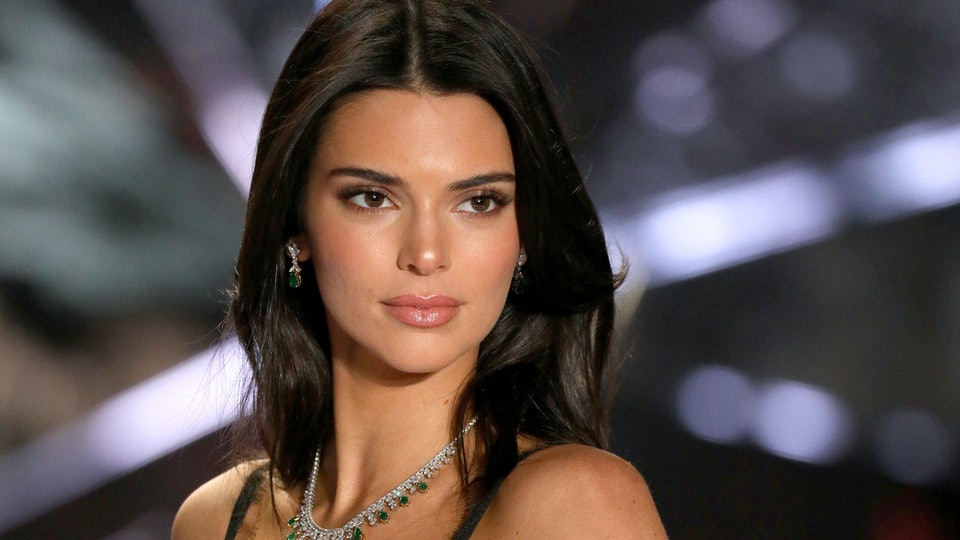 15514015fbe Is Kendall Jenner At The Victoria s Secret Fashion Show  The Model Is Back  In Action