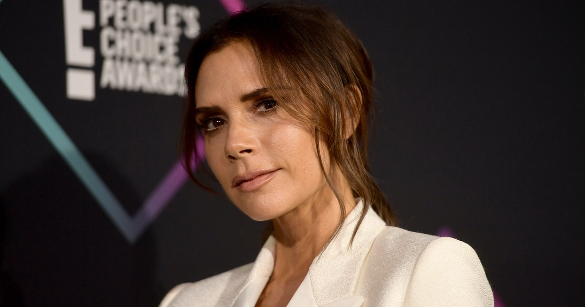 Victoria Beckham's Neon Pink Pumps Are Her New Favorite Accessory