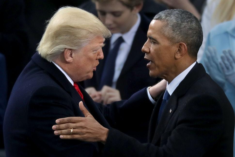 Image result for Trump Scandal: Obama did it!