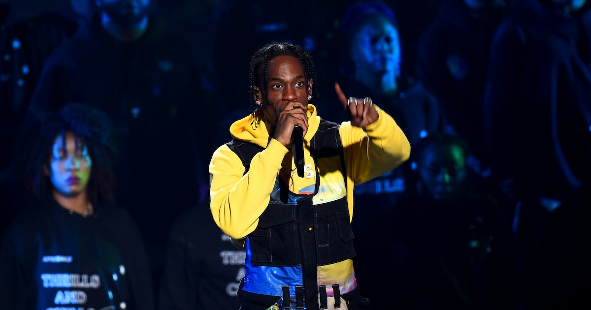 8a2704bb931c Travis Scott & Frank Ocean's Voting Freebies Are Rewarding People Who Went  Out To The Polls
