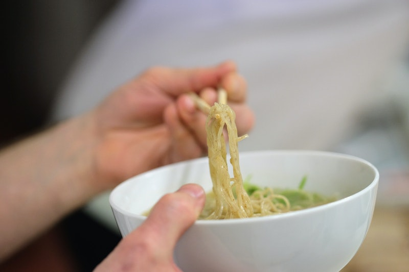 These 9 ramen hacks will make your meal even tastier.