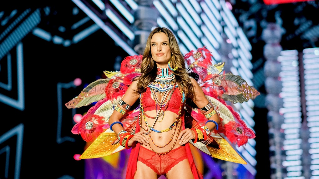 2aa8b9182c Why Isn t Alessandra Ambrosio In The 2018 Victoria s Secret Fashion Show   Here s The Reason
