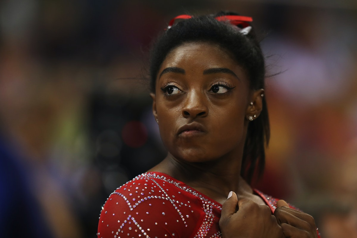 Simone Biles Responds To The Olympic Committee's Plan For USA Gymnastics With Some Skepticism