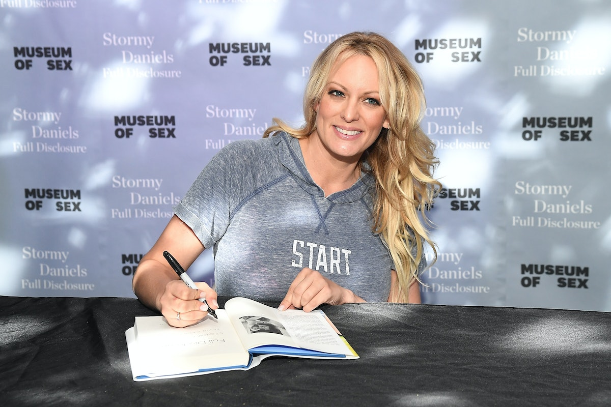 """Stormy Daniels Protested A Louisiana """"Baby Stripper Law"""" That Activists Say Could Harm Dancers"""