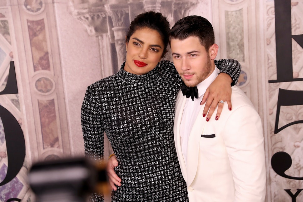 Nick Jonas New Wedding Photo Shows Off His Priyanka Chopra S