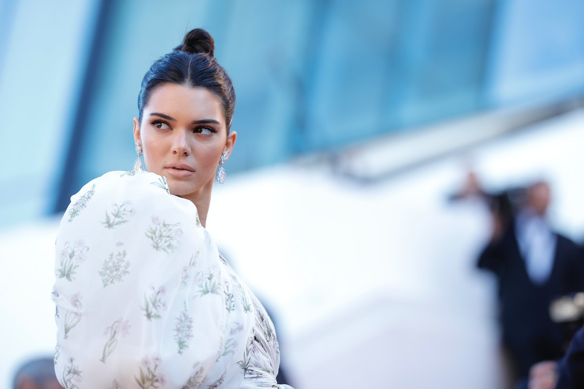 H&M's Giambattista Valli Collab Made Its Debut On Kendall Jenner At The amfAR Gala — Here's When You Can Shop It, Too