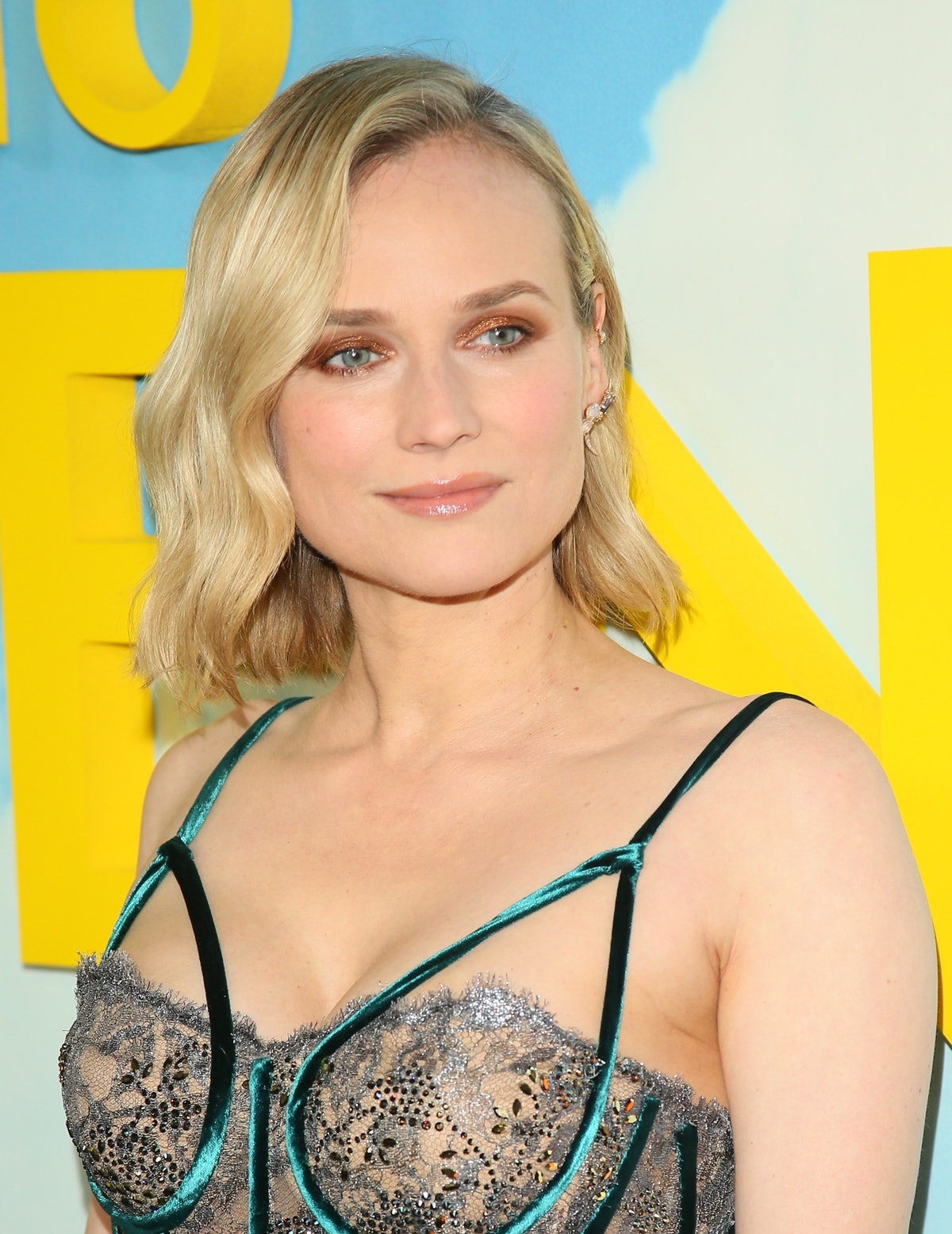 """Diane Kruger Confirmed Her Daughter's Birth By Saying She Feels Like A """"Superhero"""" — VIDEO"""
