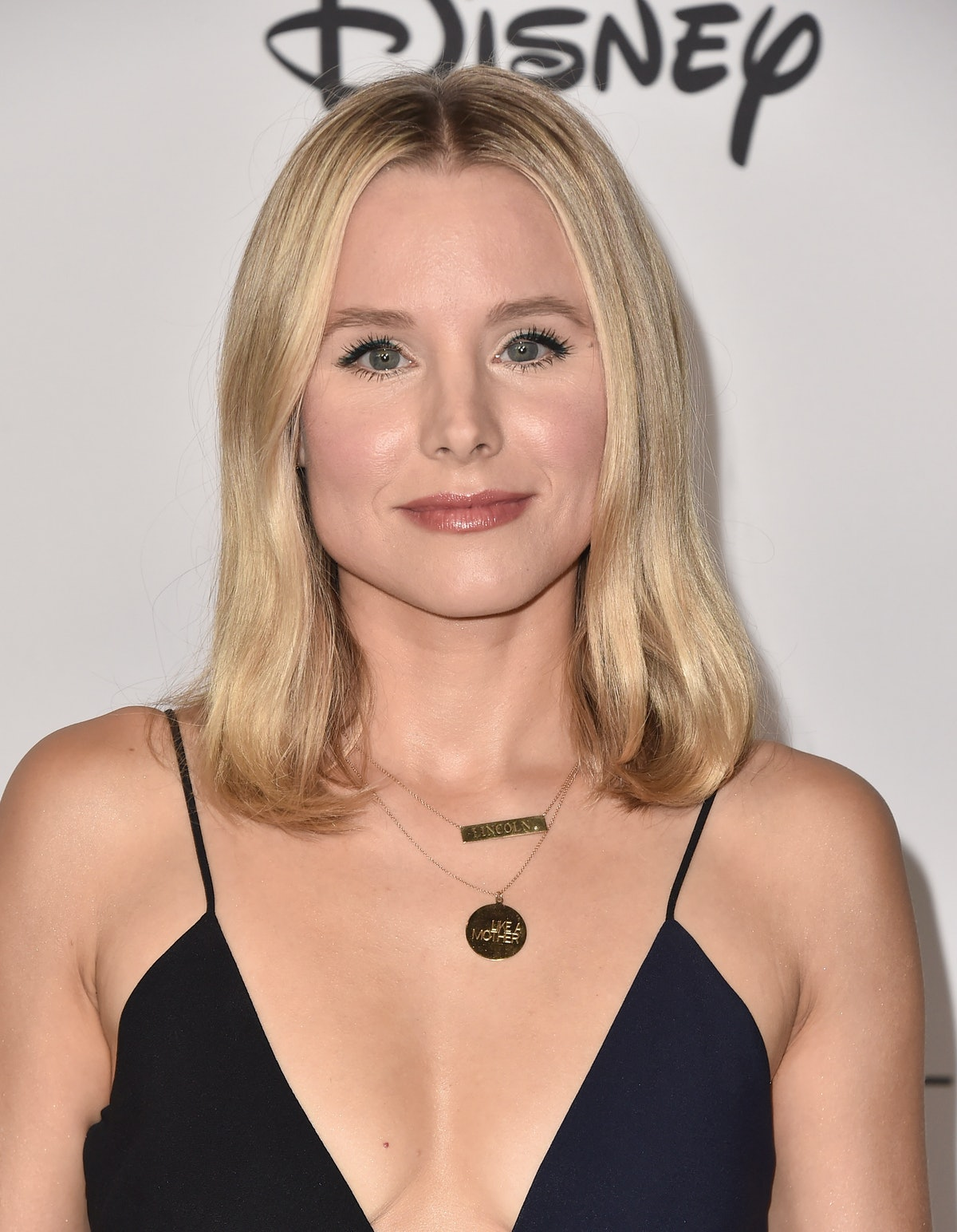 Kristen Bell's Daughter Styled Her Hair So Well It May Become A Permanent Gig — PHOTO