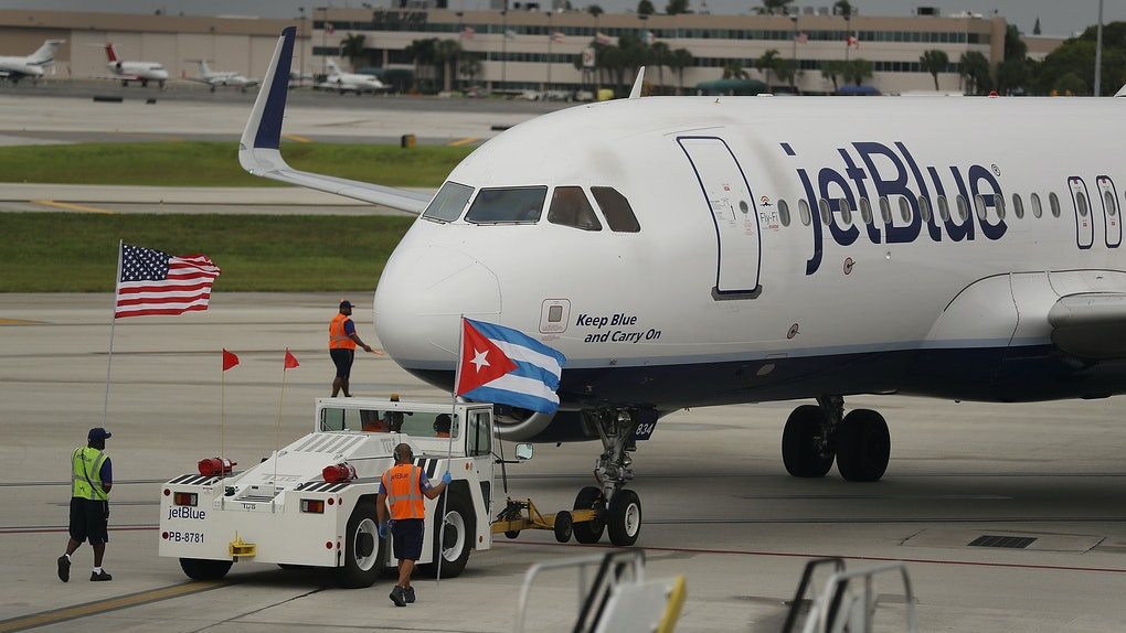 JetBlue's Go Go Go December 2018 Sale Has Flights Starting