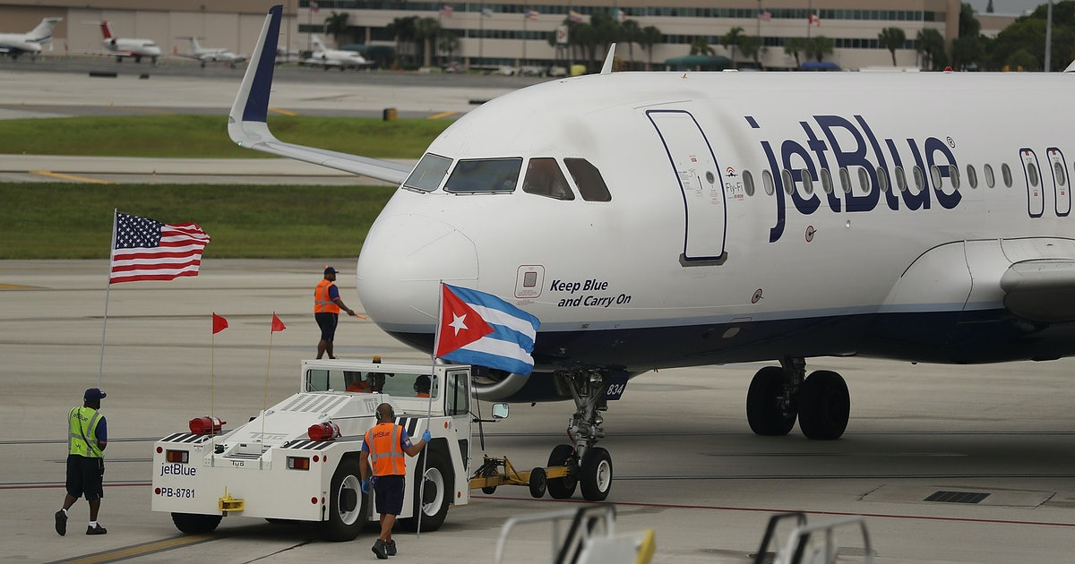 jetblue s go go go december 2018 sale has flights starting at 44 for a winter vacay. Black Bedroom Furniture Sets. Home Design Ideas