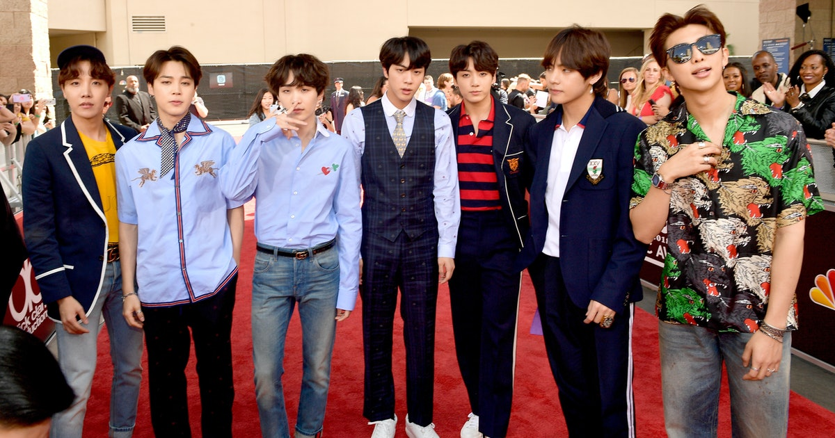 Will Bts Go To The 2019 Grammys Here Are The Chances-7710