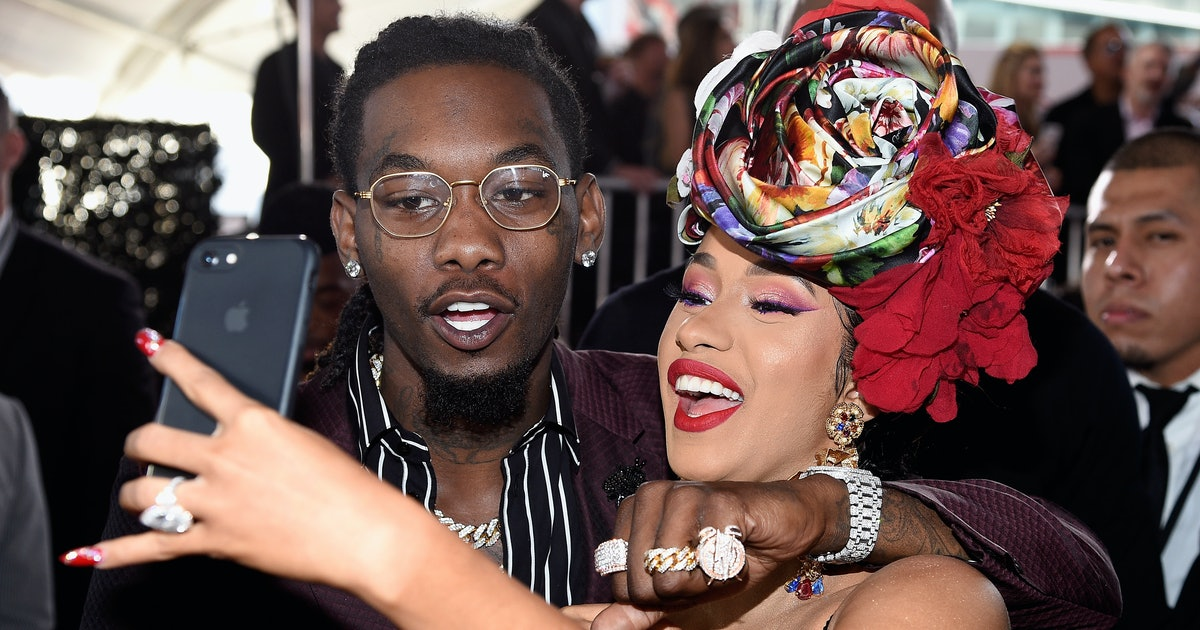 Offset Gets His Cardi B S Daughter S Name Tattooed On: Will Cardi B & Offset Get Back Together? New Sources Share