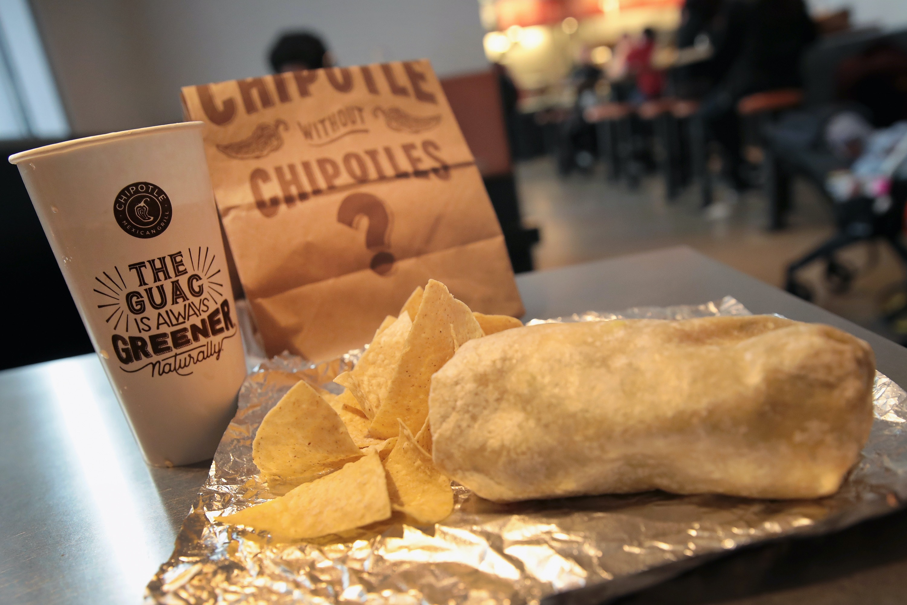 591dc7736 Chipotle & Hinge Are Offering BOGO Burritos For You & Your Match This  December