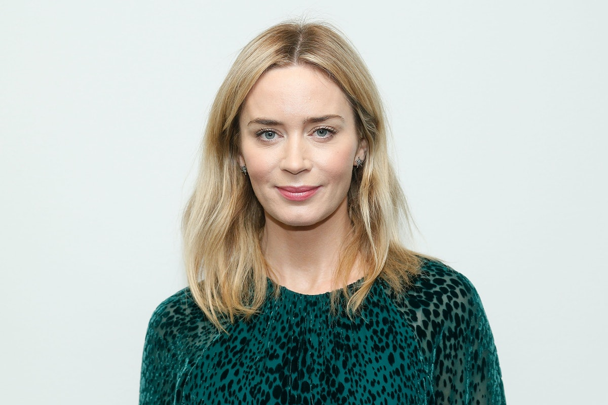 Emily Blunt Thought She Could Be Portraying The Next James Bond Before Getting The Call For 'Mary Poppins'